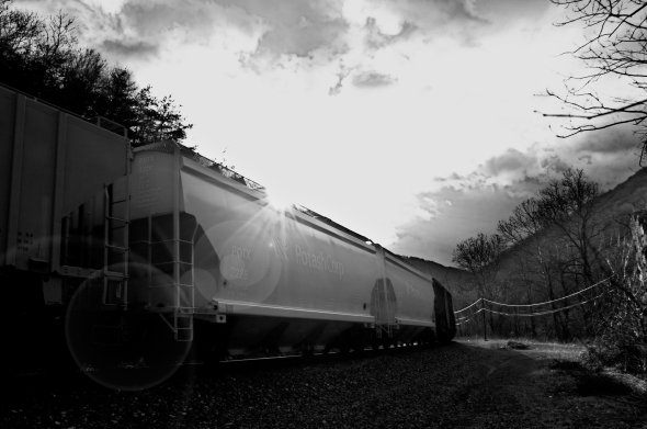 bw train