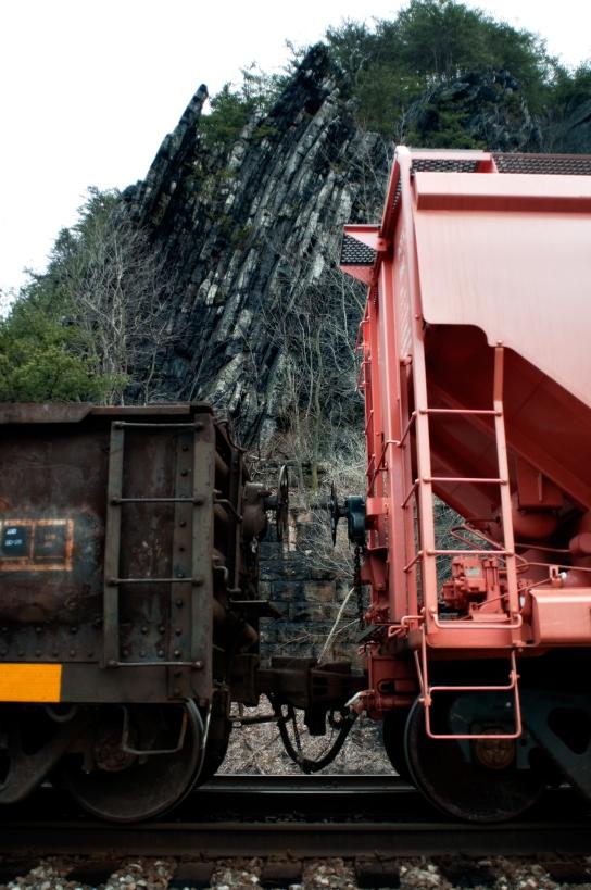 rock train